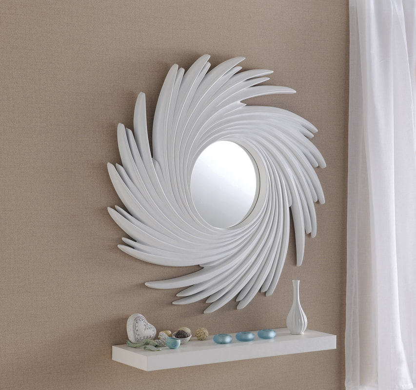 contemporary mirror Ireland