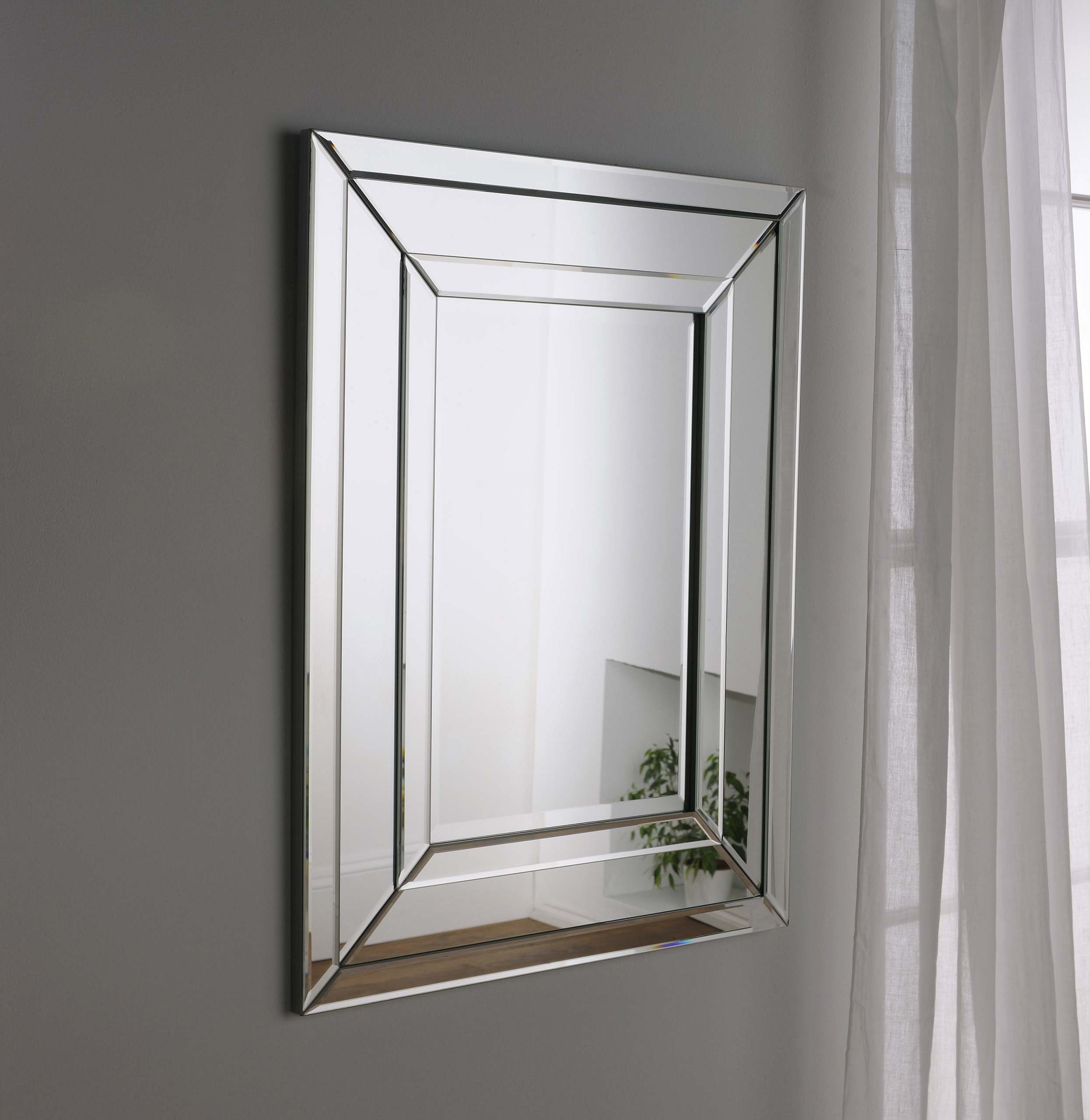 Art480 Mirror Art Deco Wall Mirror Stylish Functional